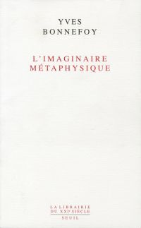 Image de couverture (L'Imaginaire métaphysique)