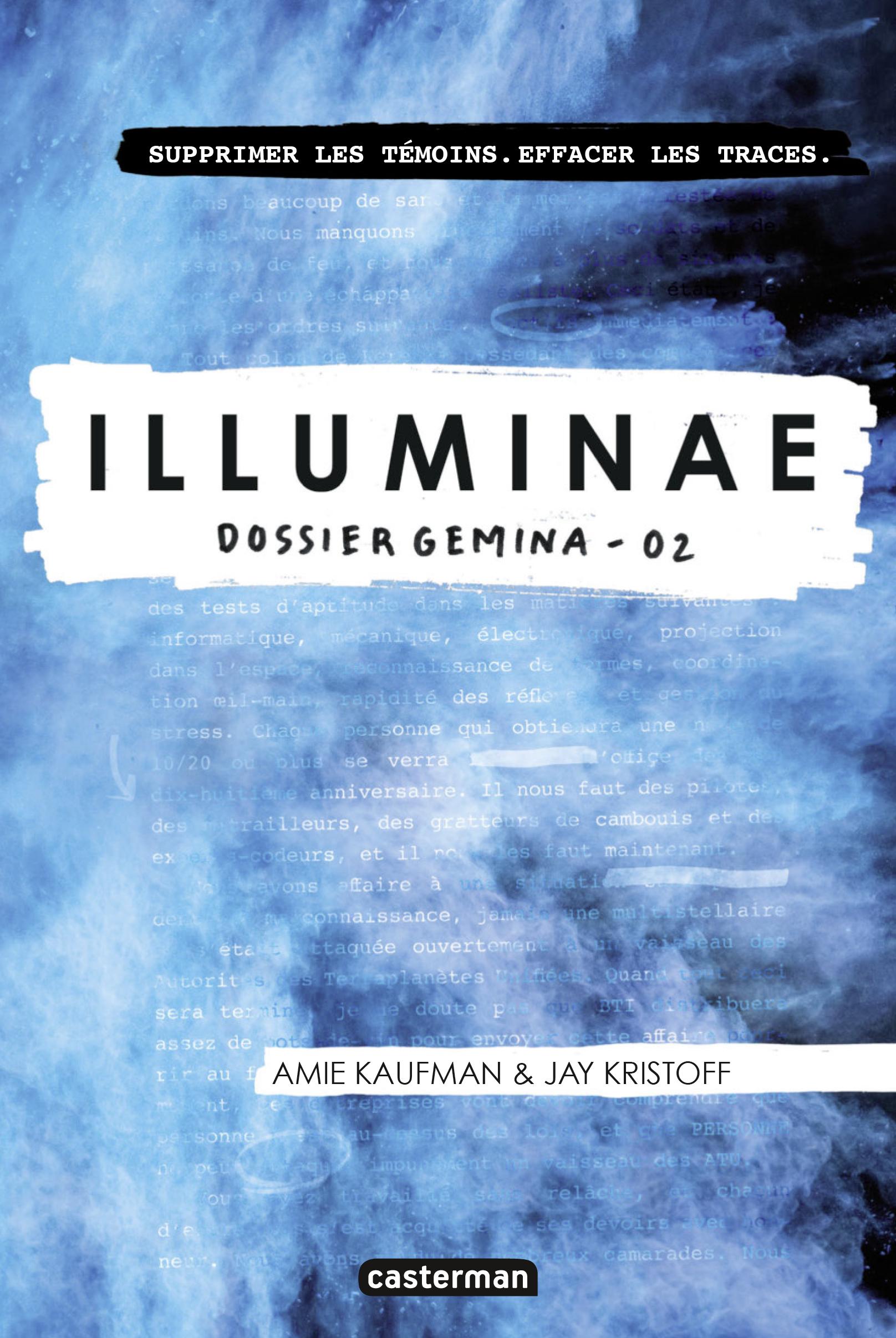 Illuminae (Tome 2) - Dossier Gemina -02 | Kaufman, Amie
