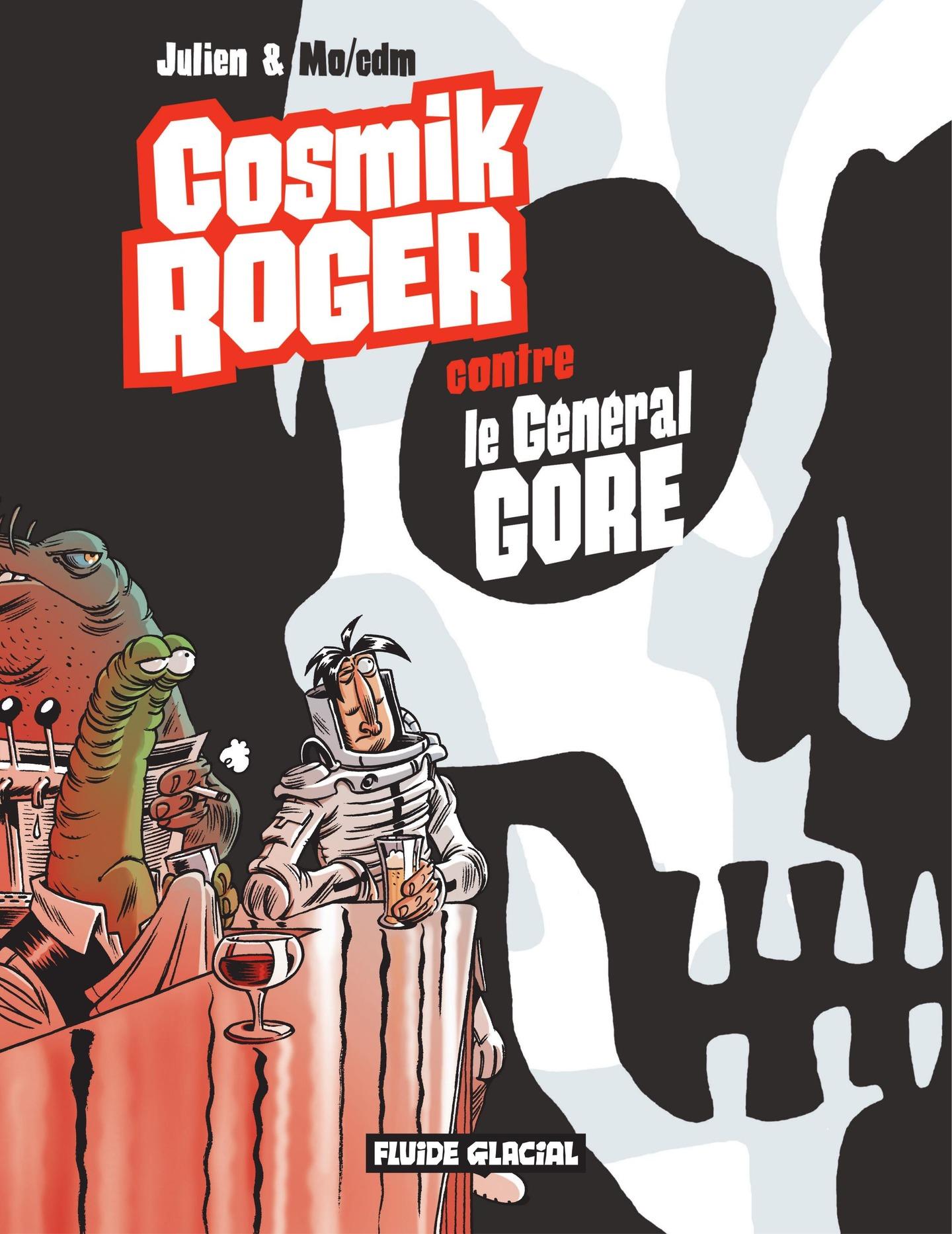 Cosmik Roger Contre le géné...