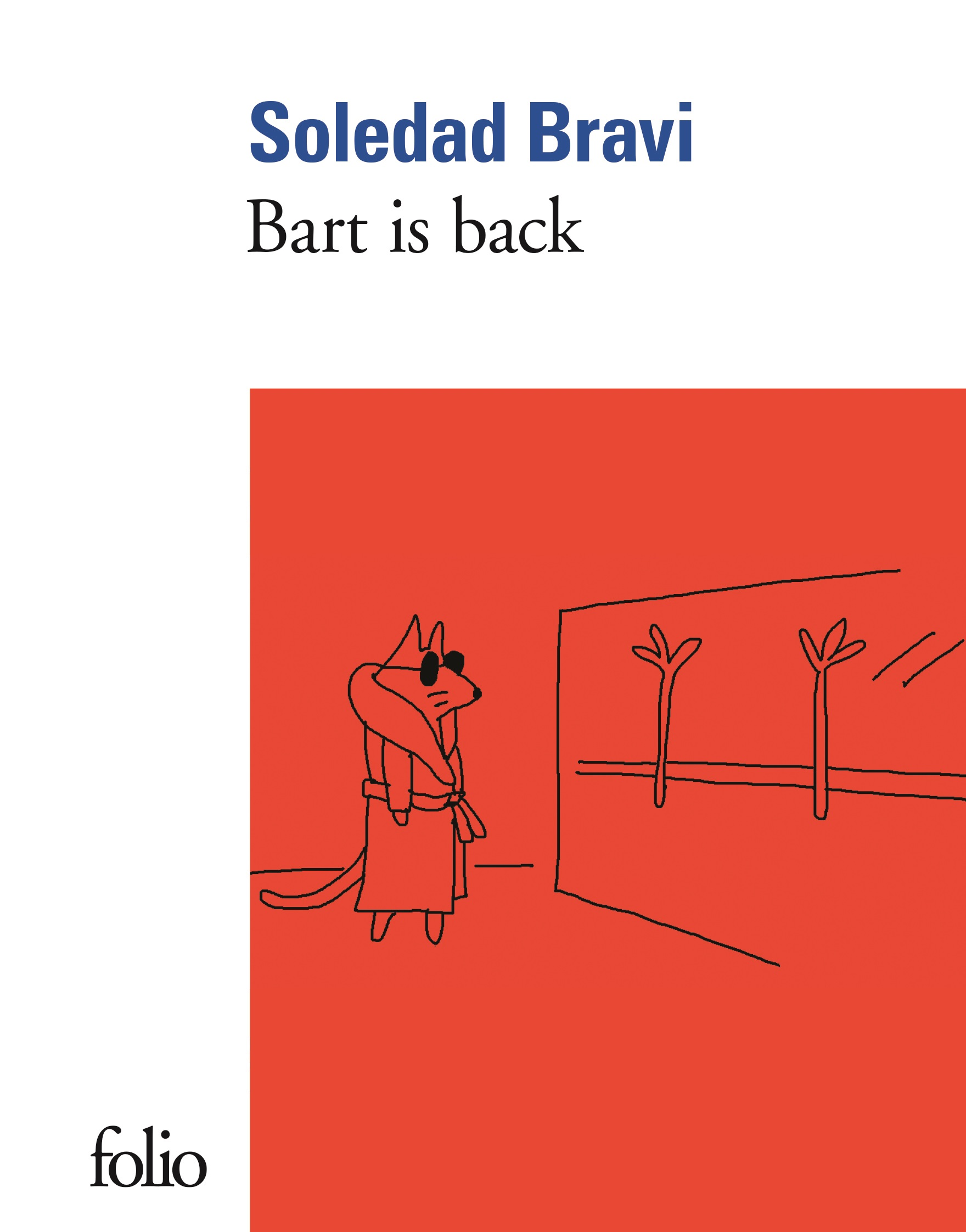 Bart is back |