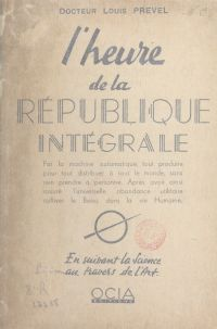 L'heure de la République in...