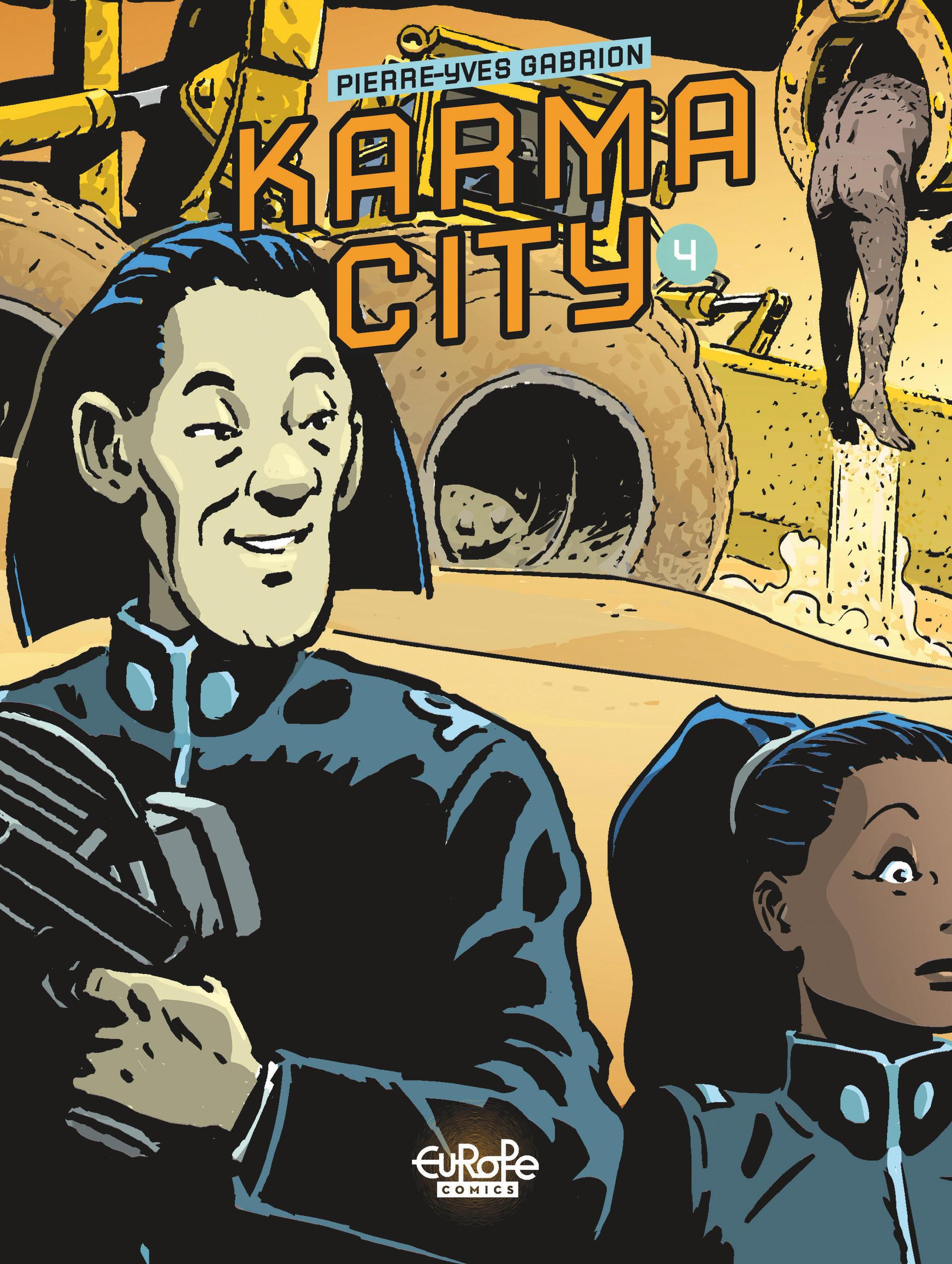 Karma City - Tome 1 - Karma...