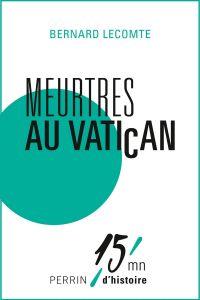 Meurtres au Vatican : L'affaire Estermann
