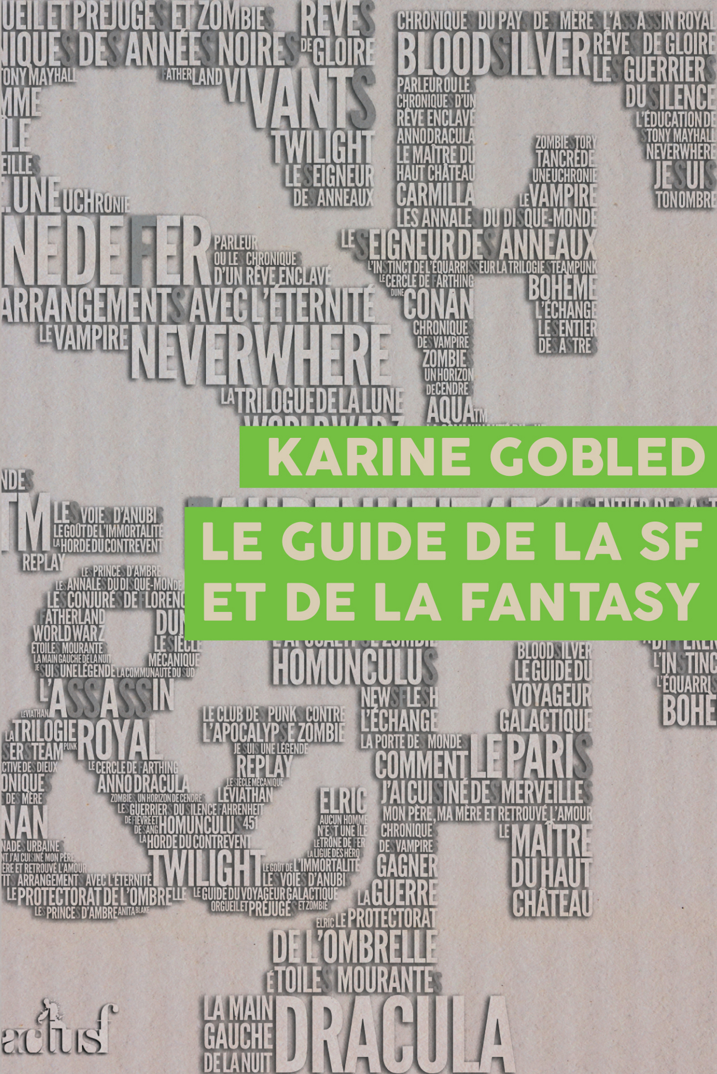 Le Guide de la Science Fiction et de la Fantasy