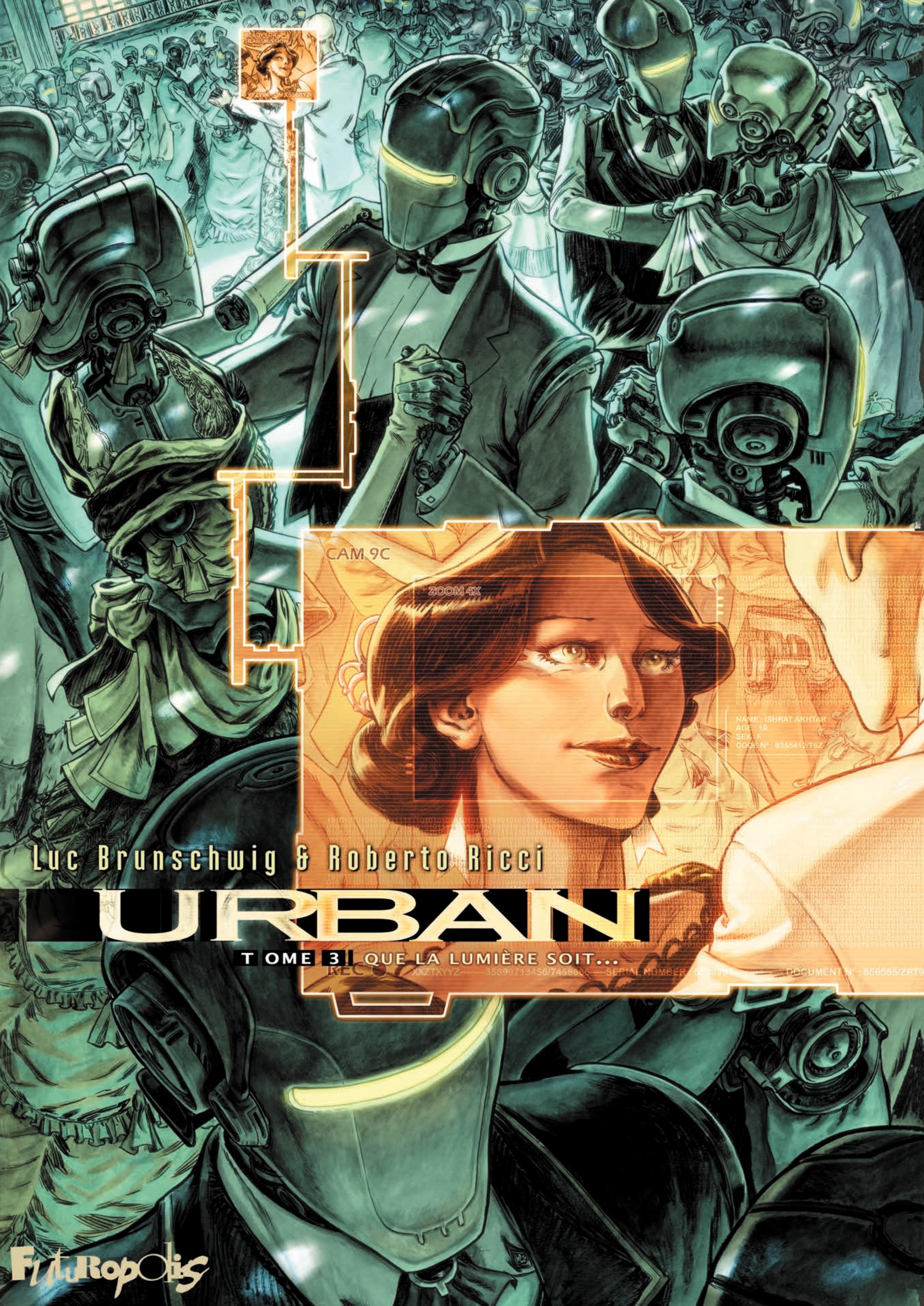 Urban (Tome 3) - Que la lumière soit...