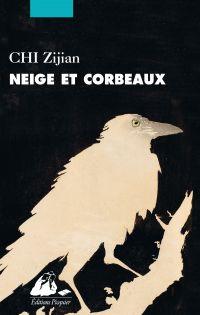 Neige et corbeau