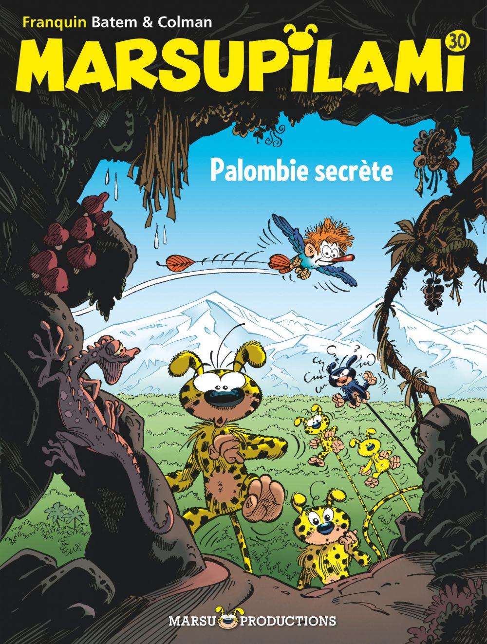 Marsupilami - Tome 30 - Palombie secrète | Colman, Stéphane. Auteur
