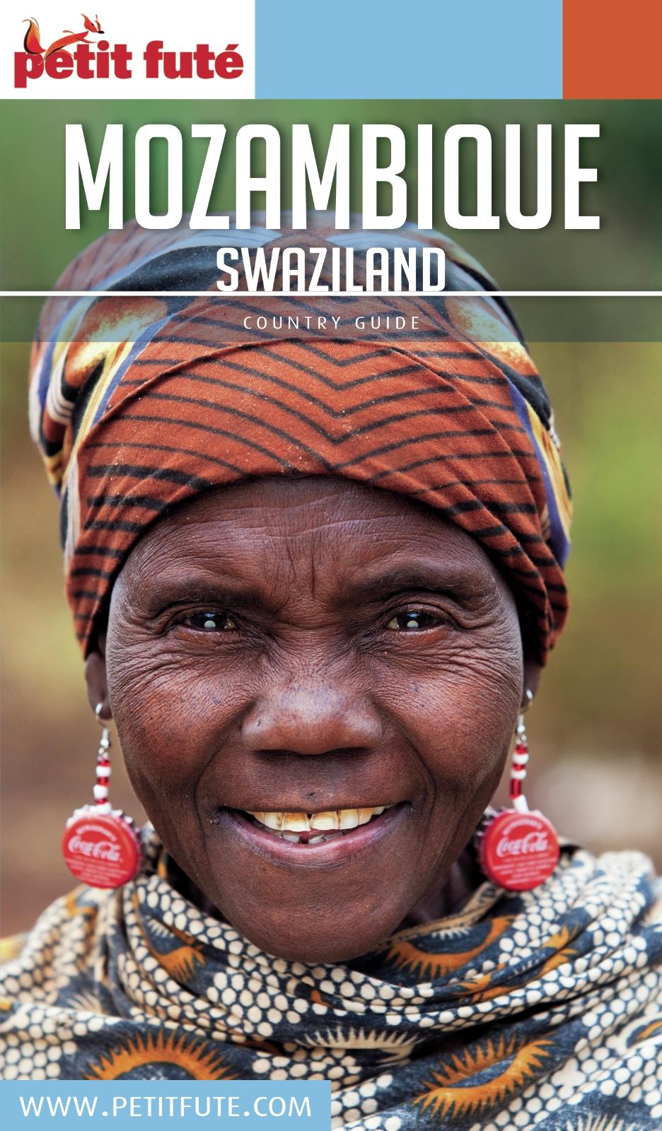 MOZAMBIQUE (+SWAZILAND) 2018/2019 Petit Futé