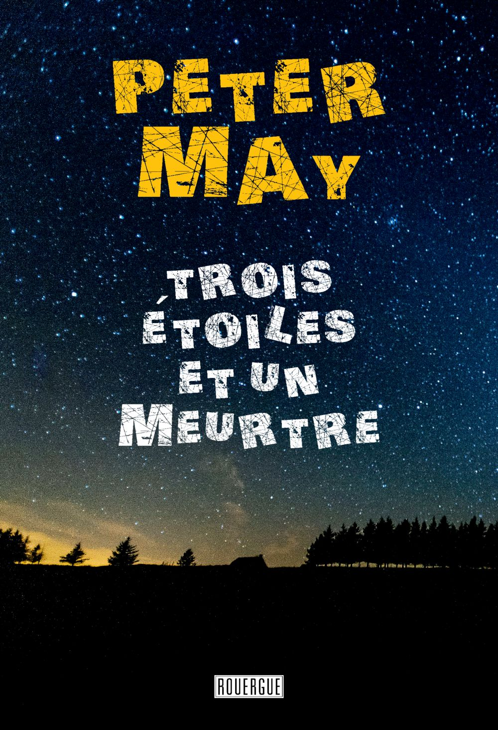 Trois étoiles et un meurtre | May, Peter. Auteur