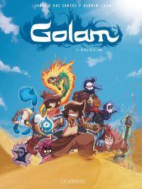 Golam - Tome 1 - Le Fils de la Lune | Josselin Azorlin-Lara, . Auteur