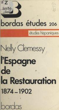 L'Espagne de la Restauratio...