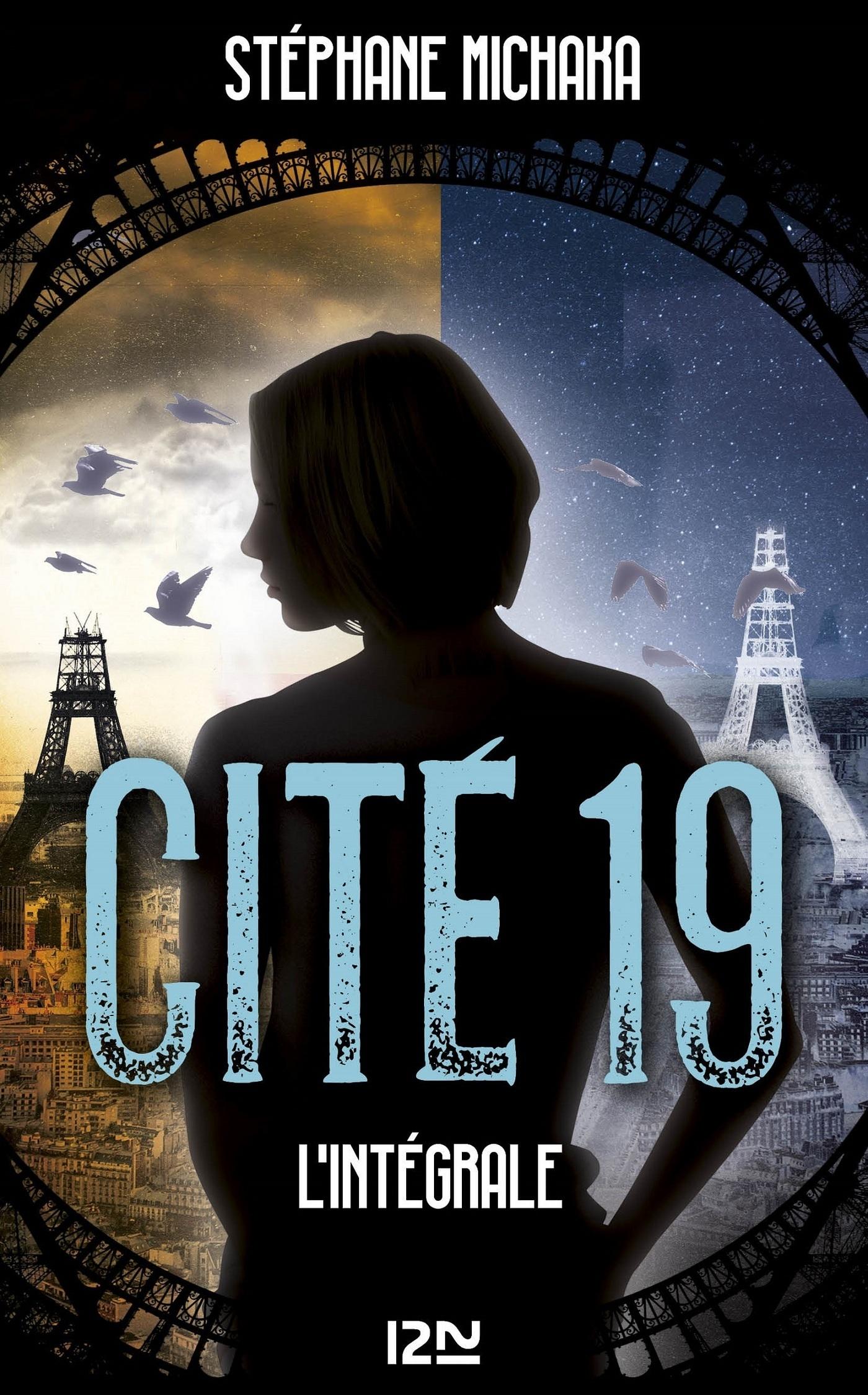 Cité 19 - L'intégrale | MICHAKA, Stéphane