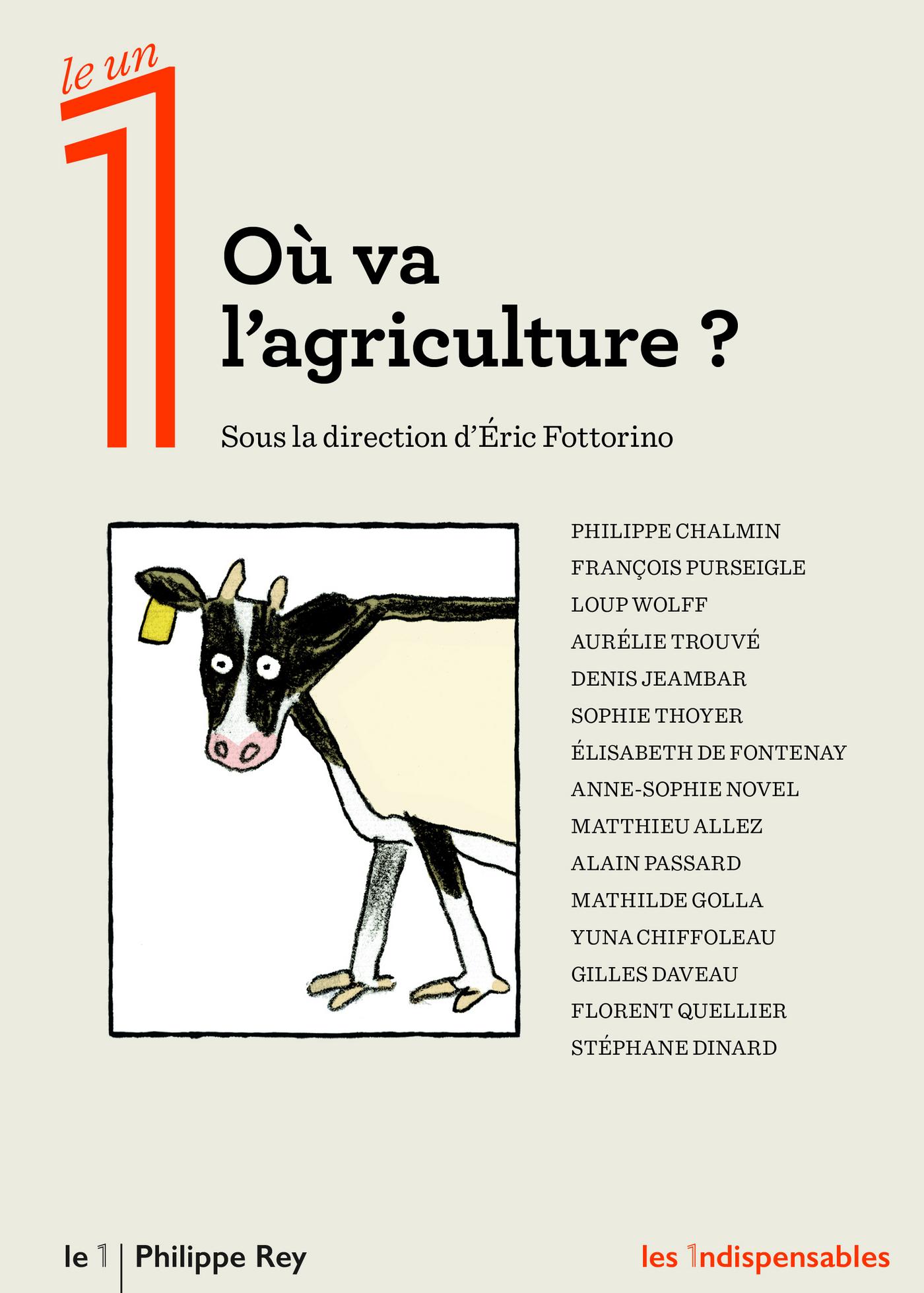 Où va l'agriculture ?
