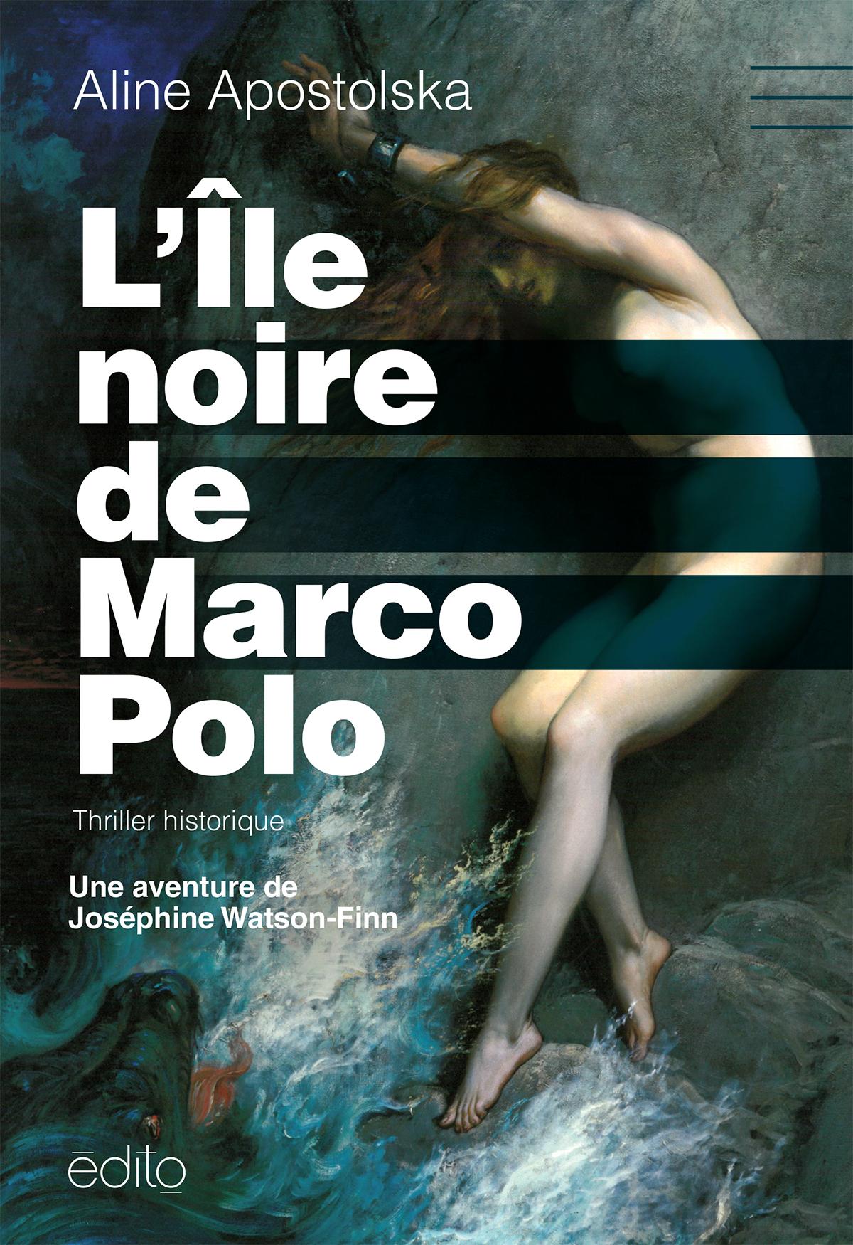 L'île noire de Marco Polo
