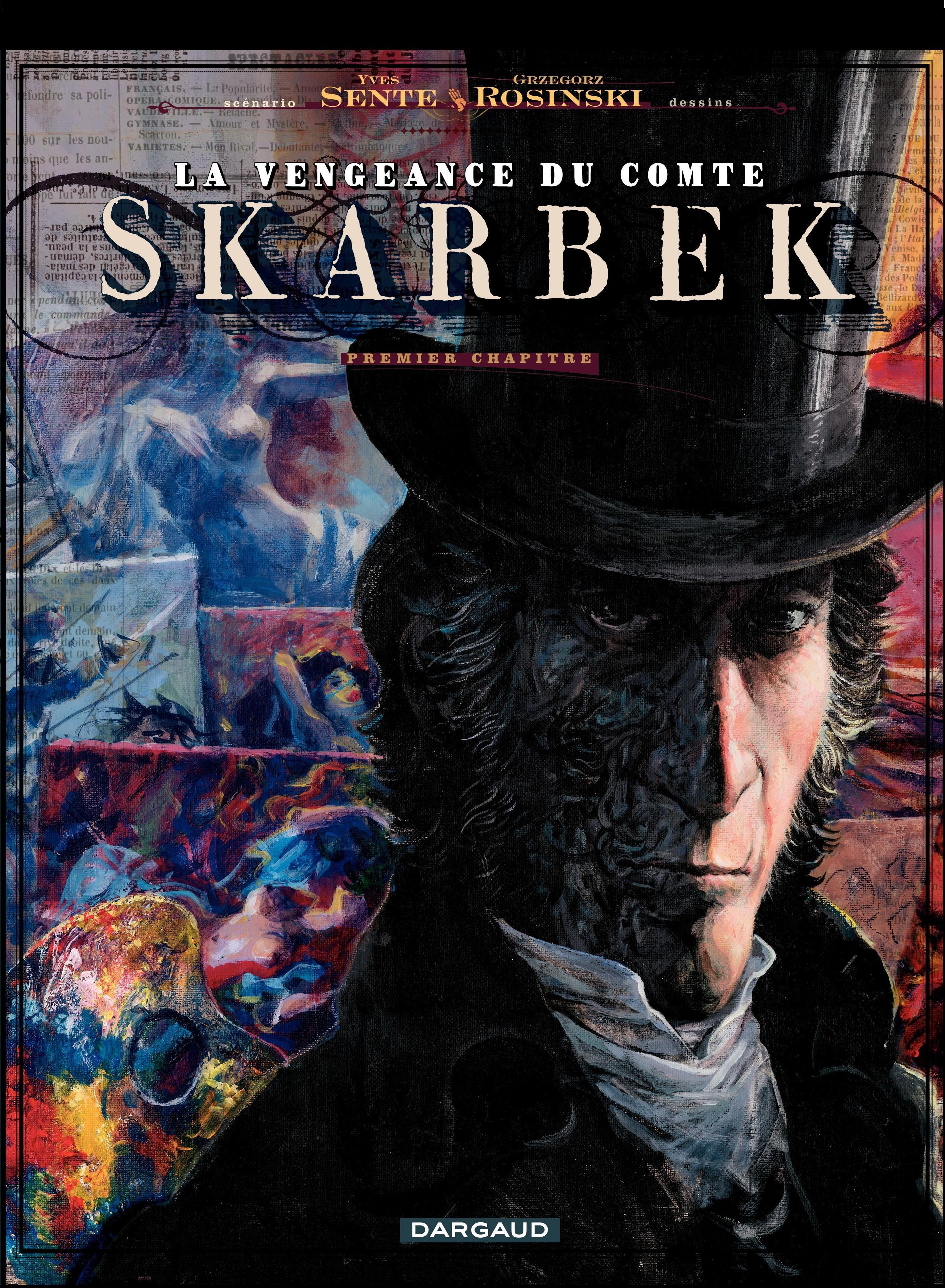Veng.du Comte Skarbek – tome 1 - Deux mains d'or