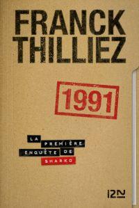 1991 | THILLIEZ, Franck. Auteur