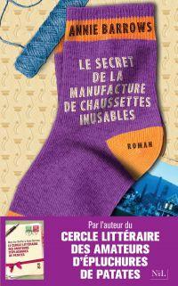 Image de couverture (Le Secret de la manufacture de chaussettes inusables)