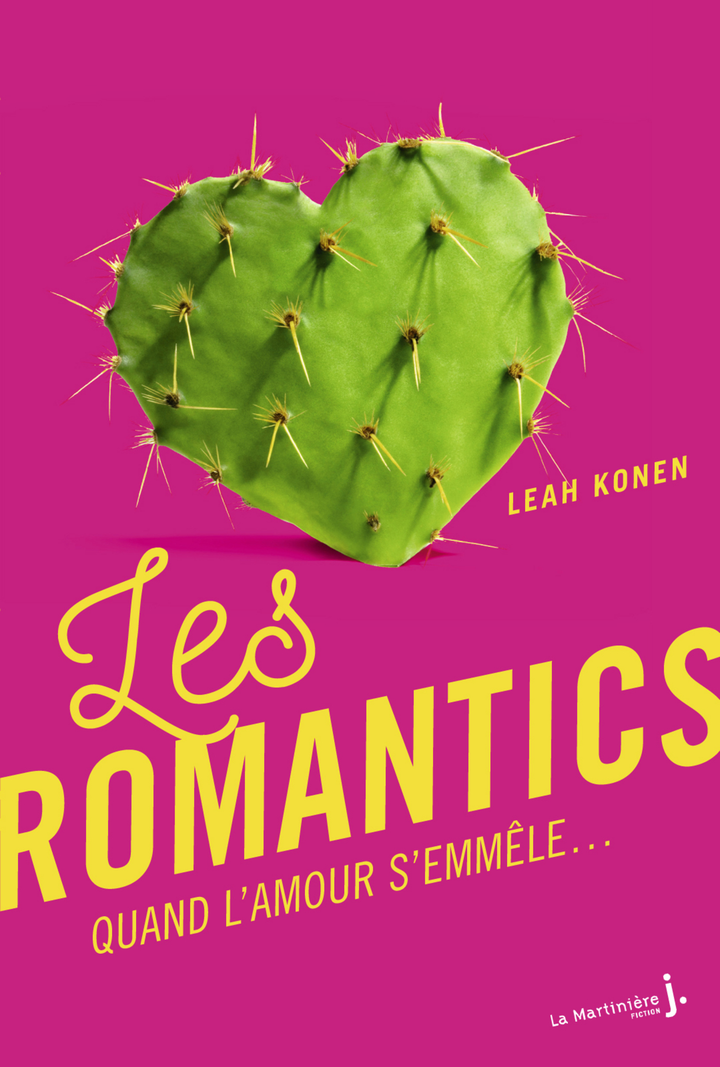 Les Romantics | Konen, Leah