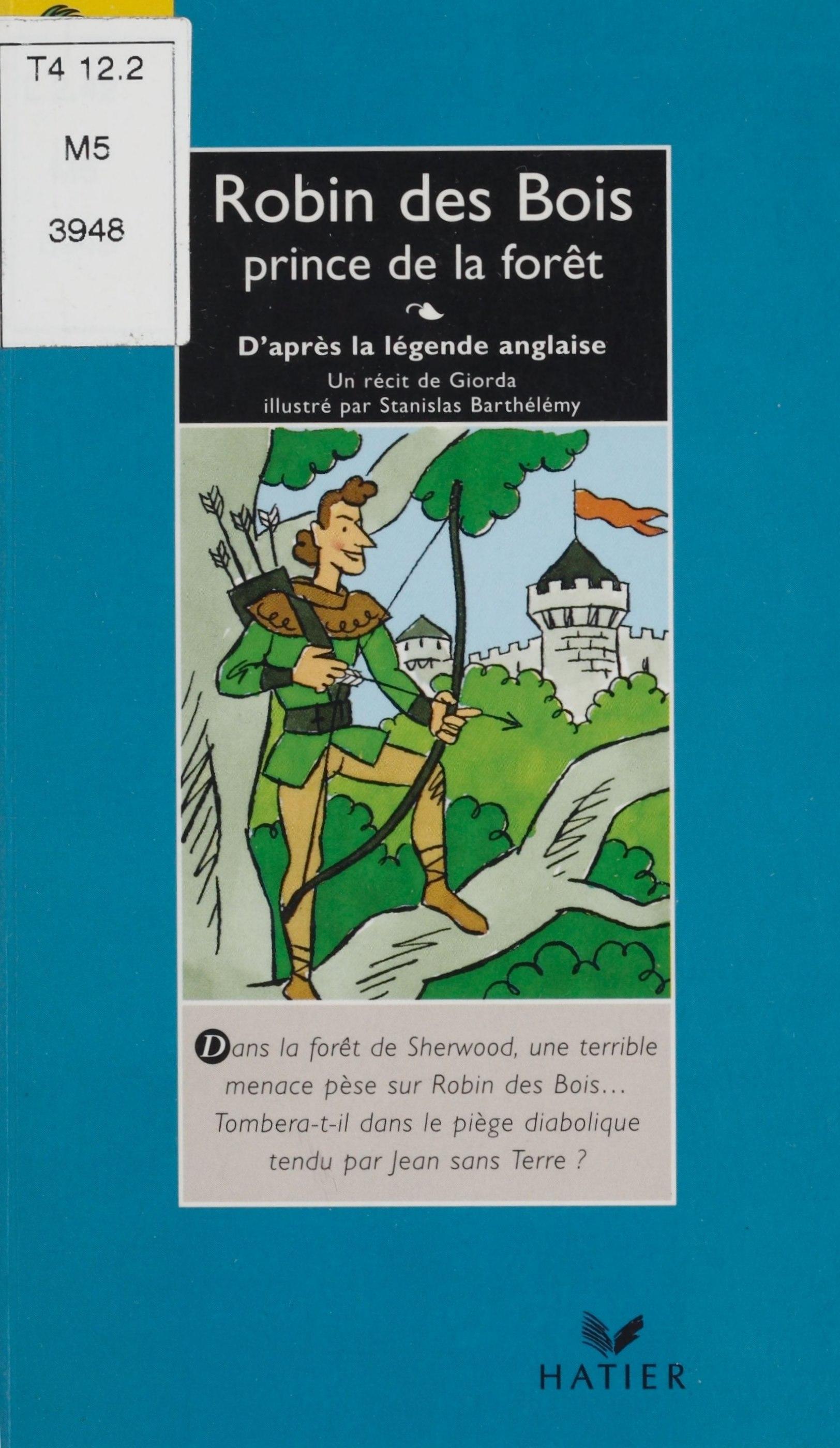 Robin des Bois, prince de l...