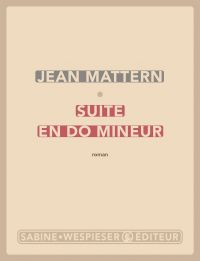 Suite en do mineur | Mattern, Jean (1965-....). Auteur