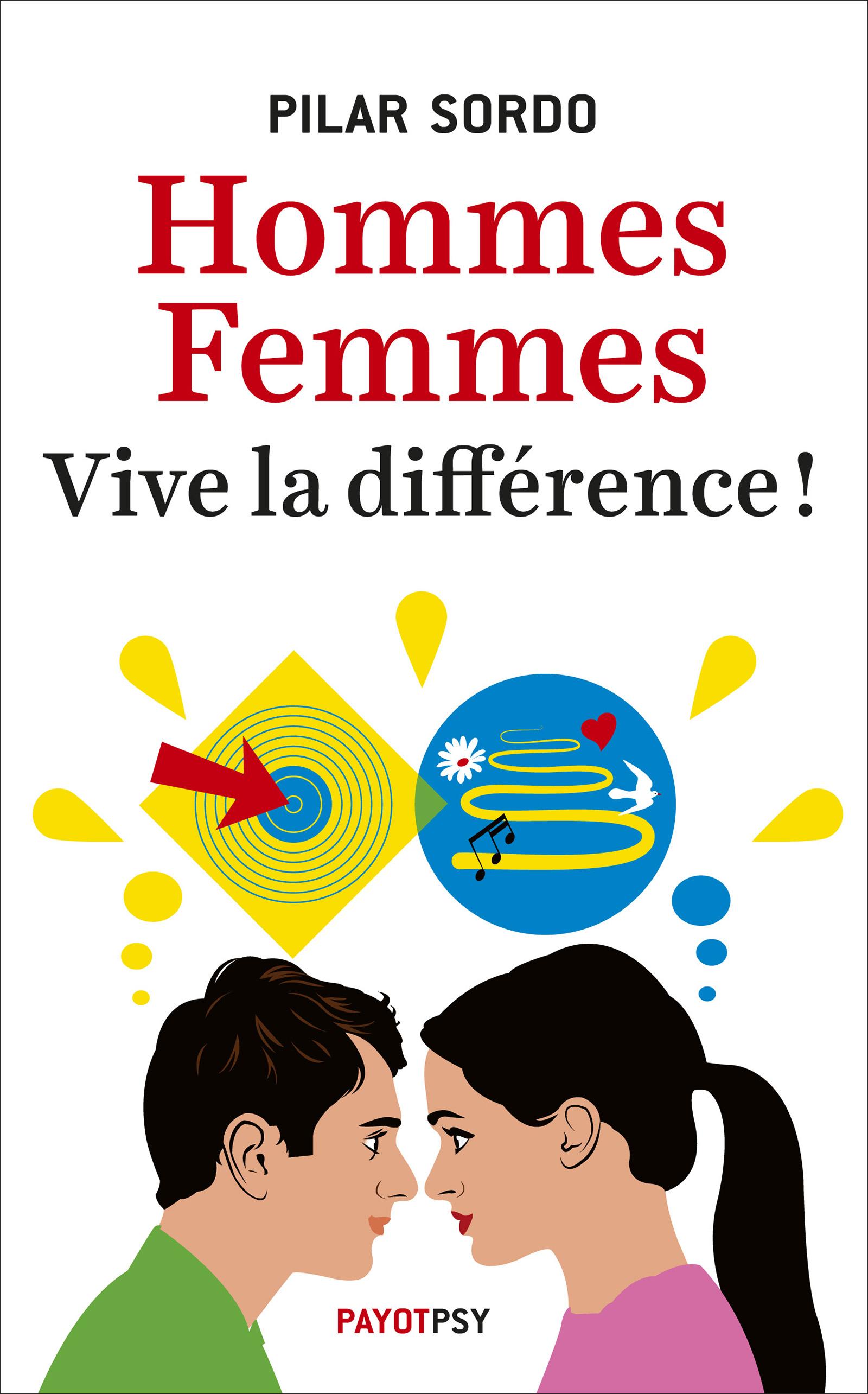 Hommes/femmes : vive la différence !
