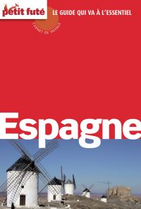 Espagne 2015 Carnet Petit Futé