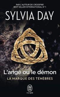 Image de couverture (La marque des ténèbres (Tome 1) - L'ange ou le démon)