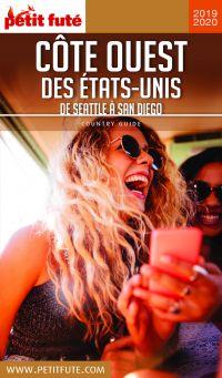 Image de couverture (CÔTE OUEST DES ETATS-UNIS 2019/2020 Petit Futé)