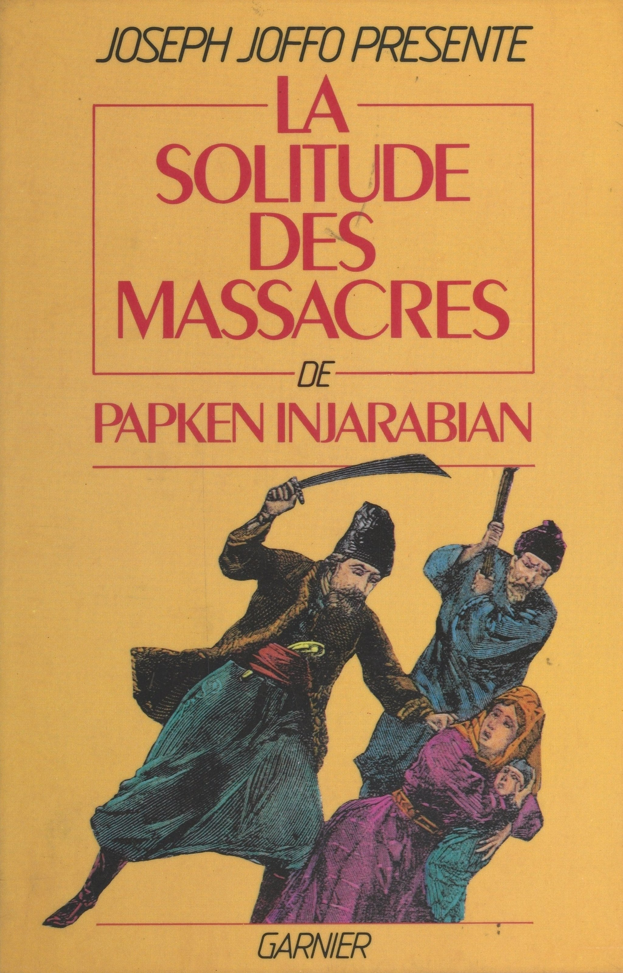 La Solitude des massacres