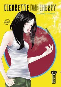 Cigarette and Cherry , tome 3