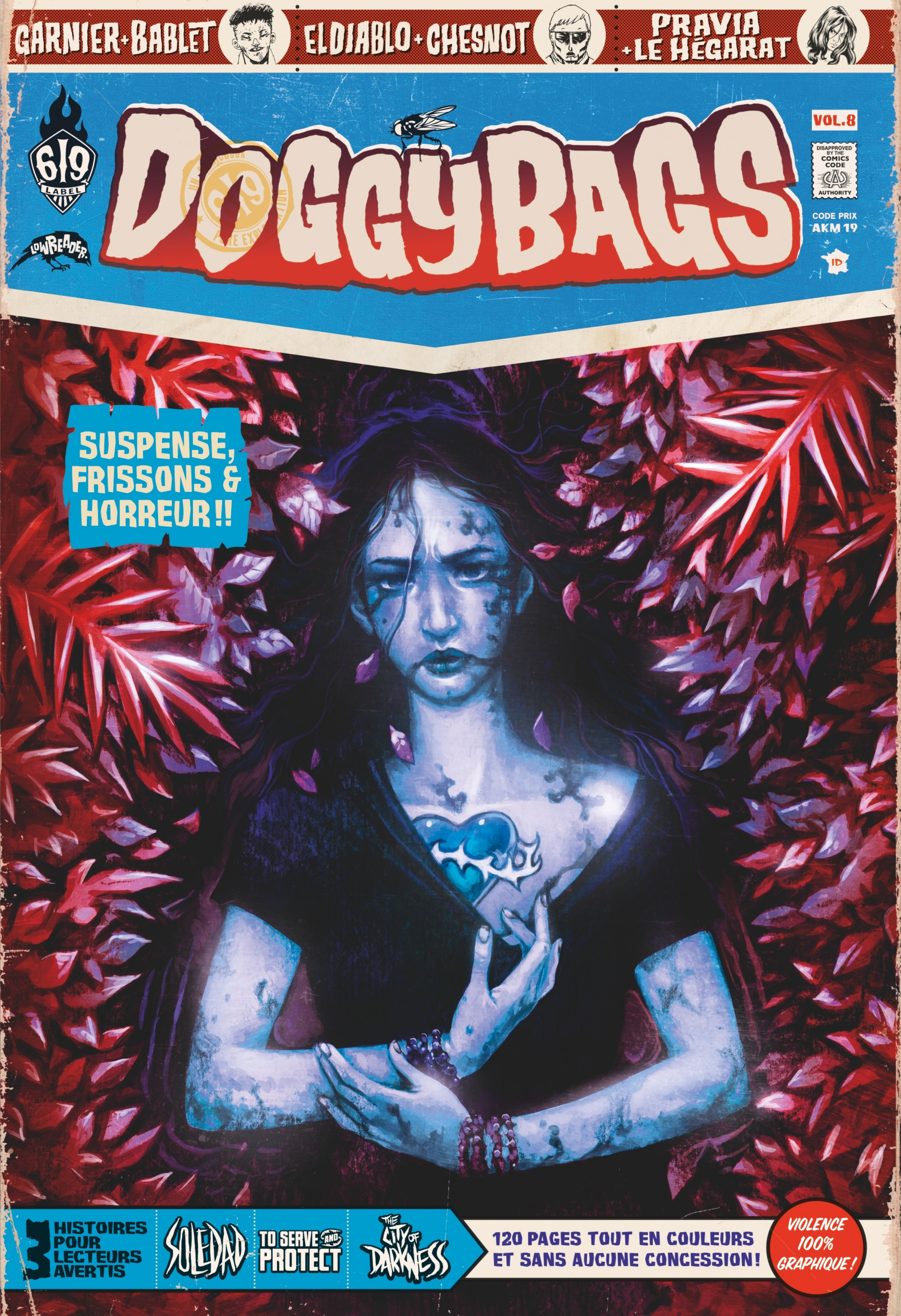 DoggyBags - Tome 8