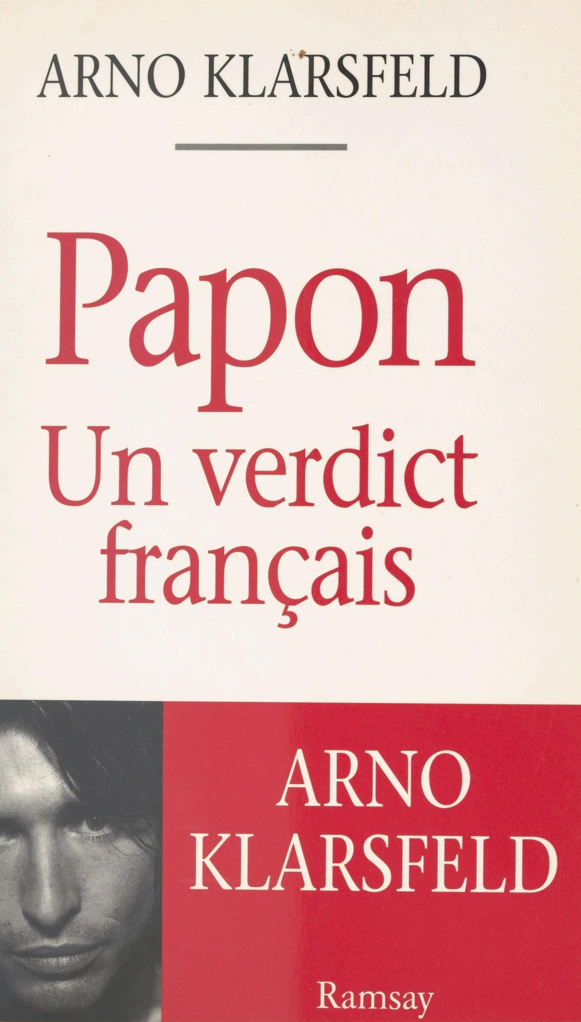 Papon : un verdict français