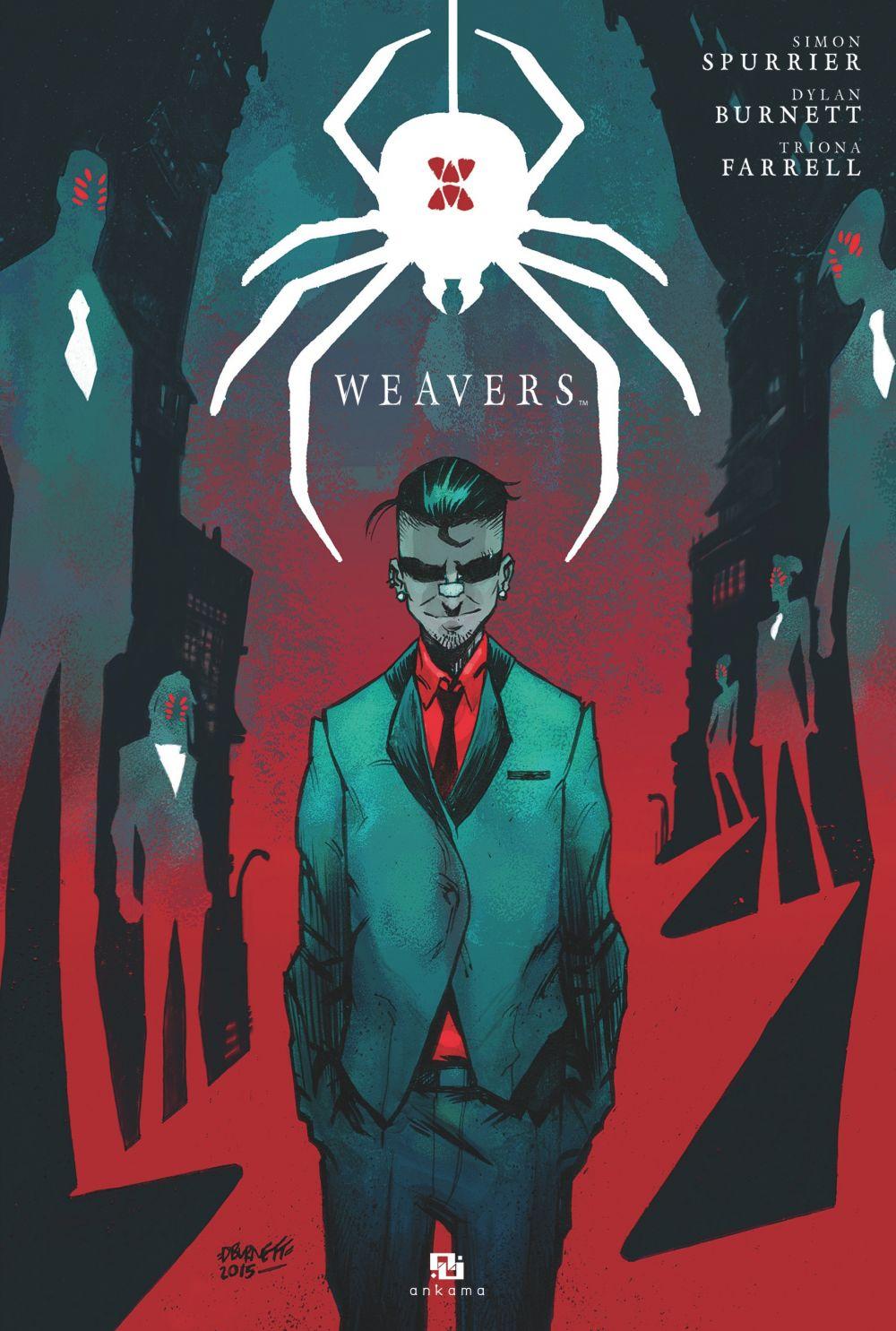 Weavers | Spurrier, Simon (1981-....). Auteur