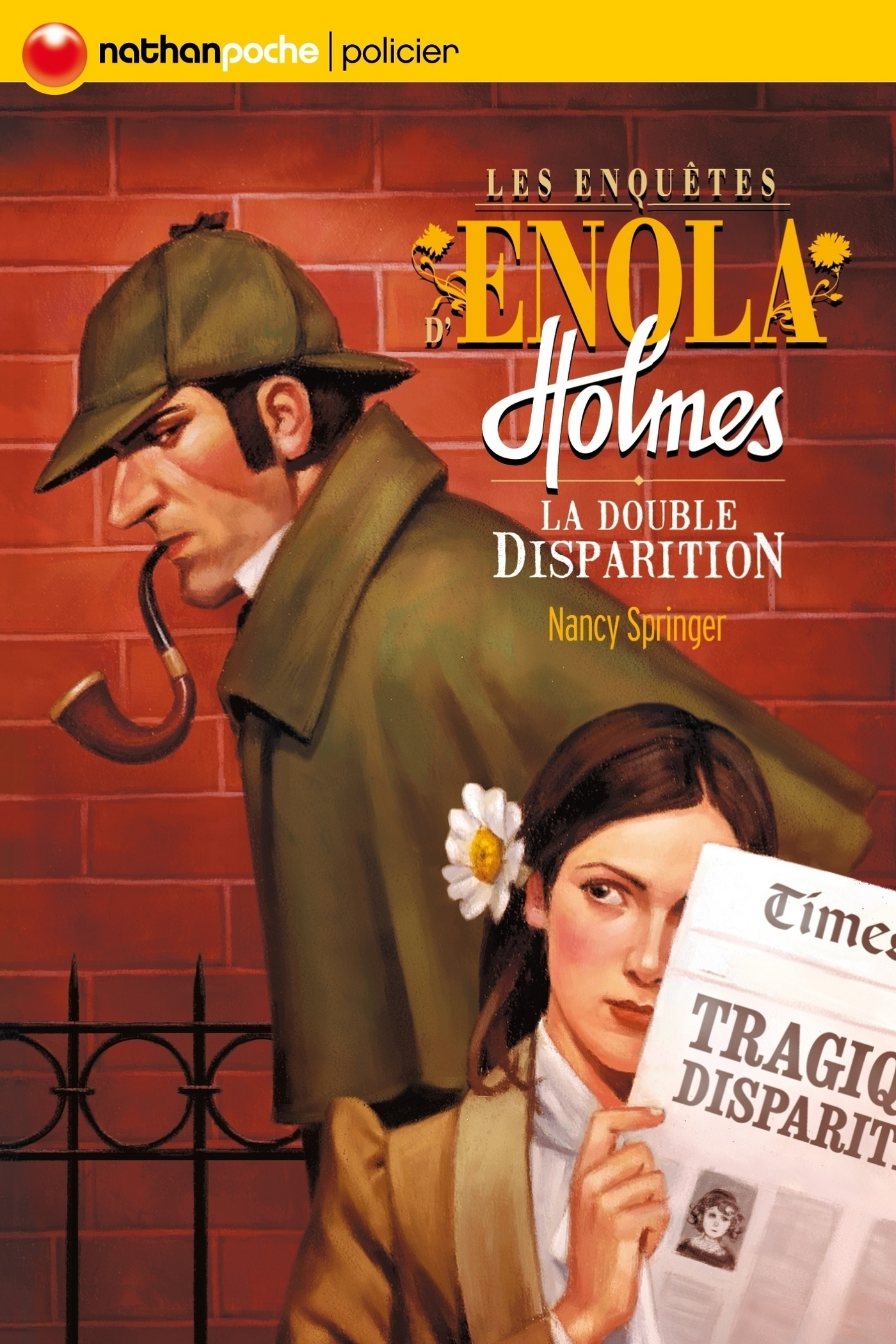 La double disparition | Springer, Nancy