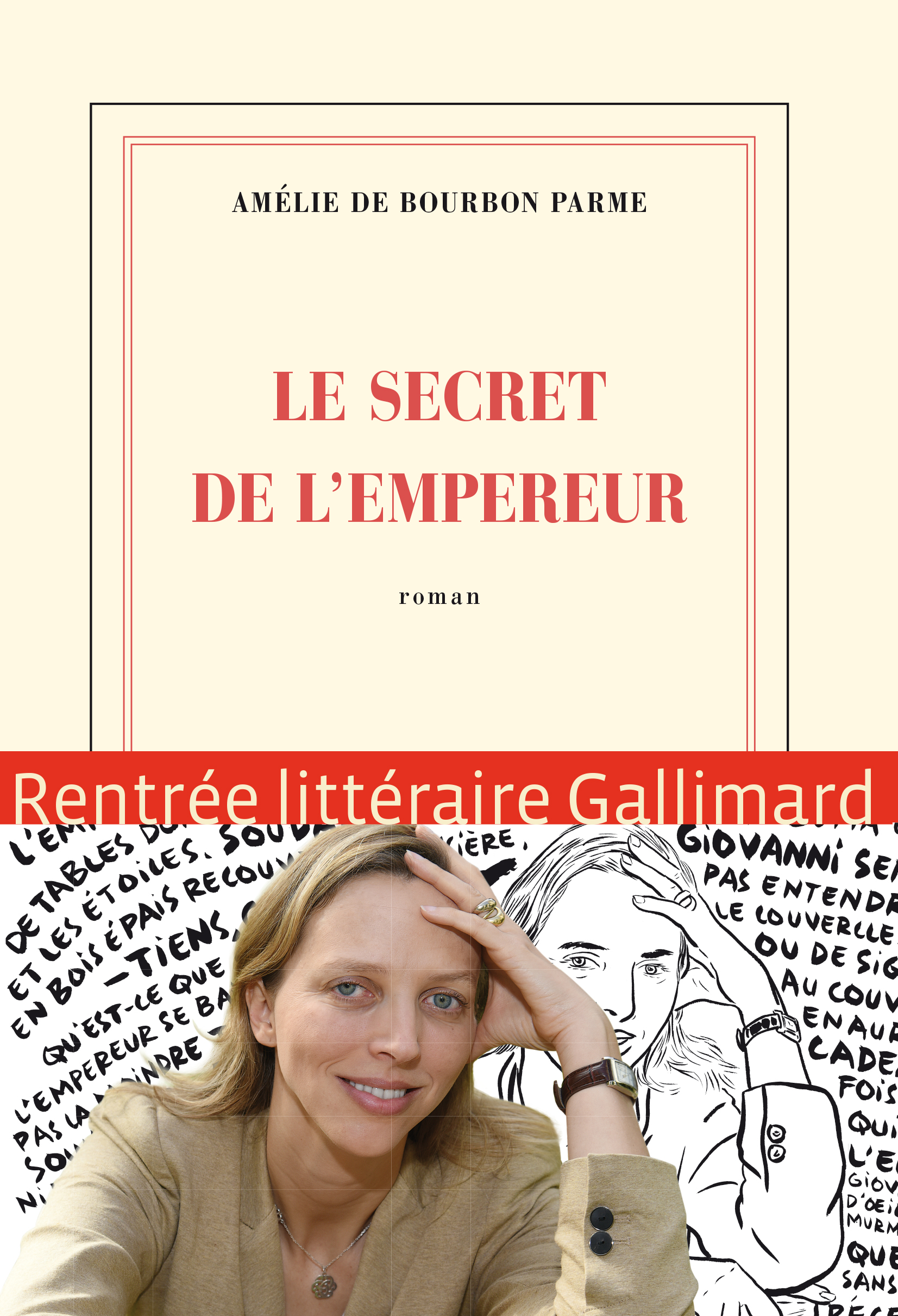 Le secret de l'empereur
