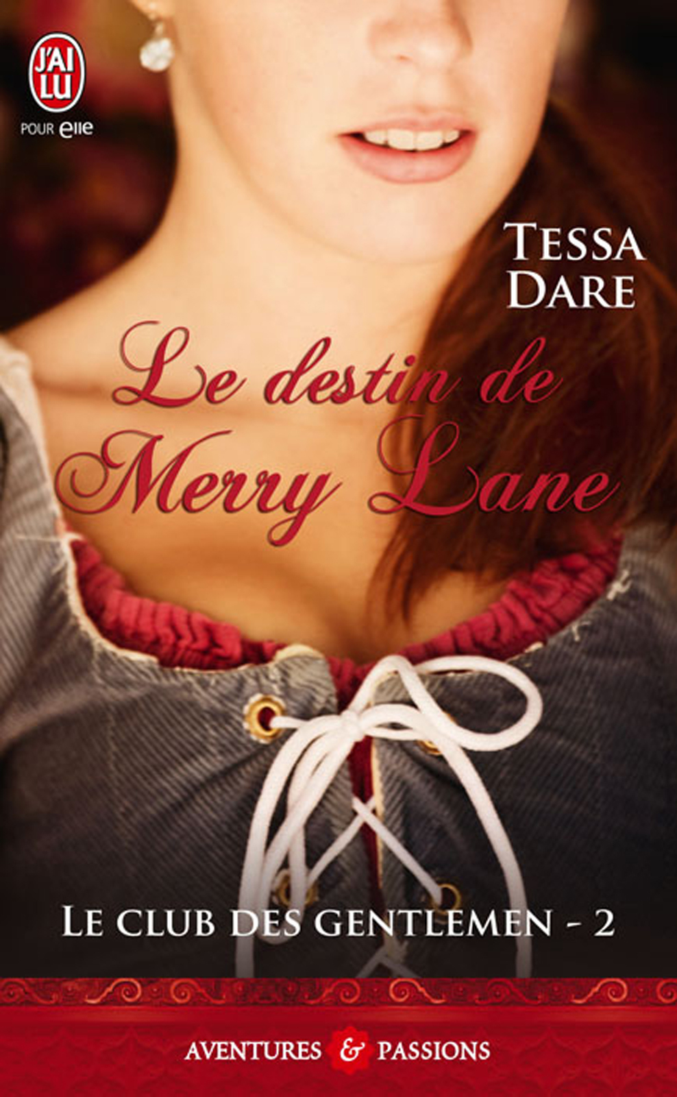 Le club des gentlemen (Tome 2) - Le destin de Merry Lane