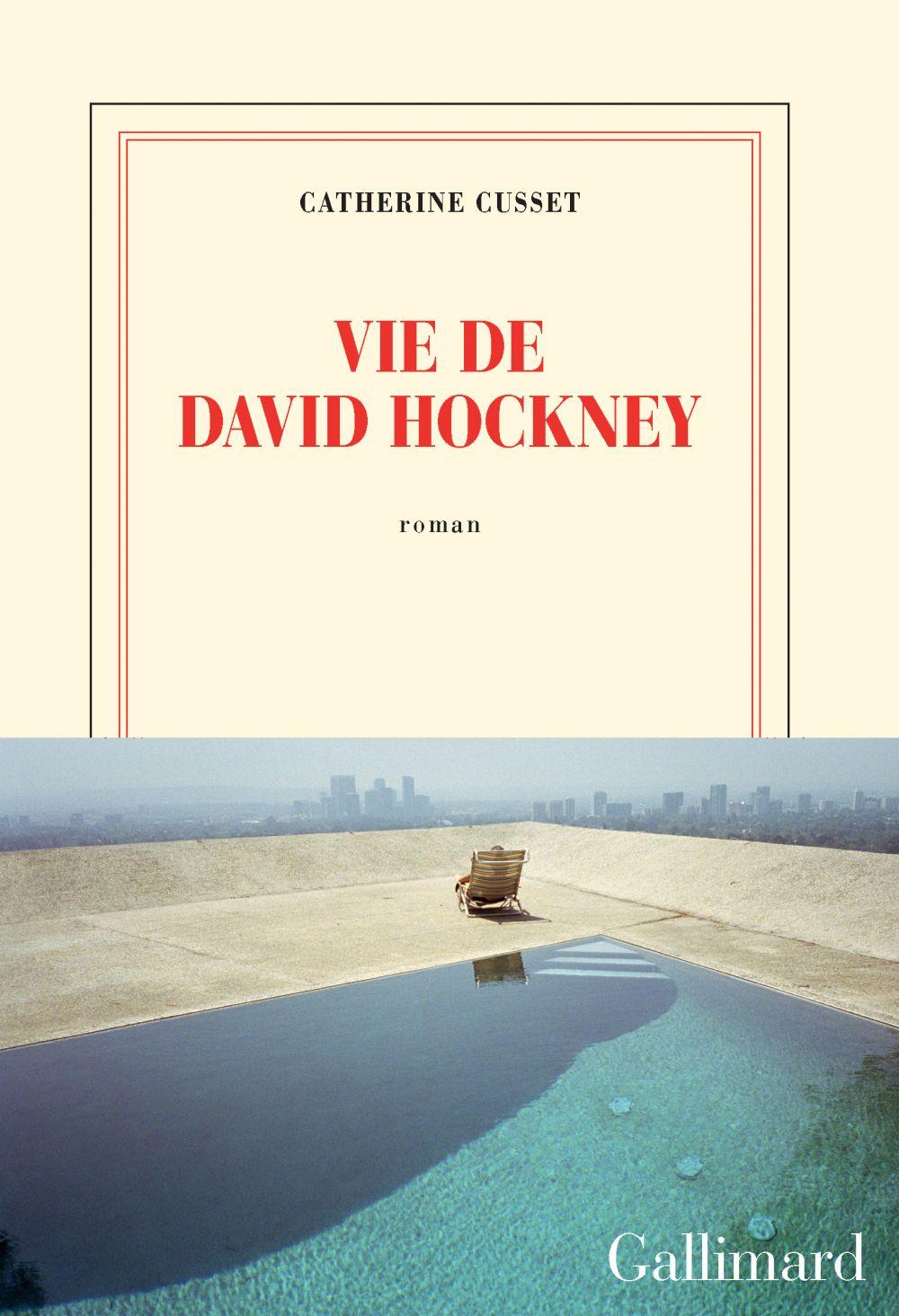Vie de David Hockney | Cusset, Catherine. Auteur