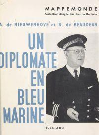 Un diplomate en bleu marine