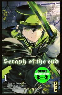 Seraph of the end - Pack Dé...