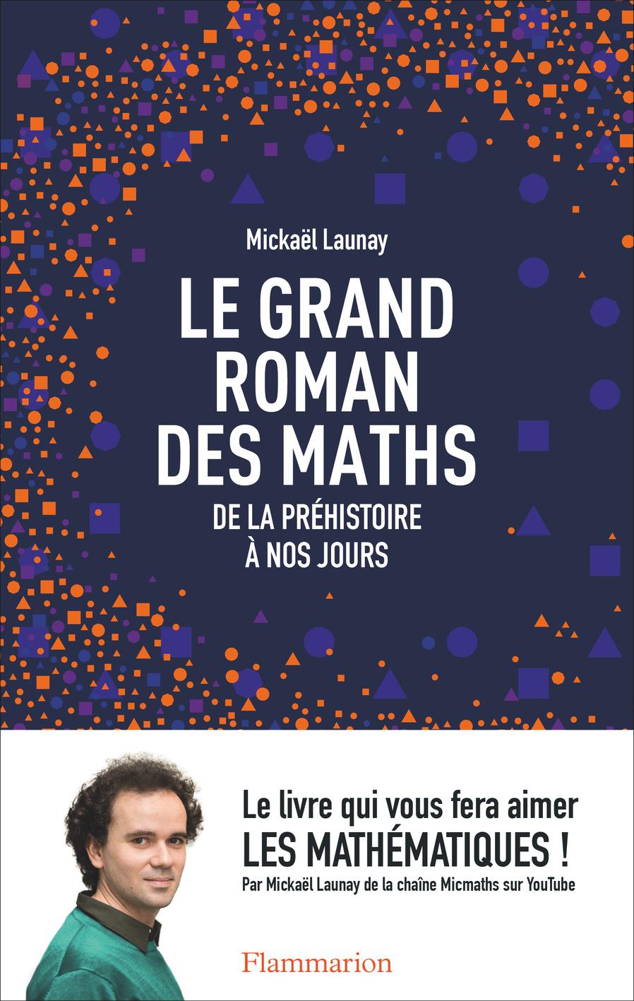 Le grand roman des maths. De la préhistoire à nos jours