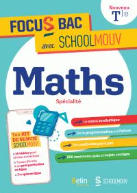 Maths Terminale (spécialité)