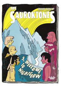 The Sauroktones - Chapter 5...