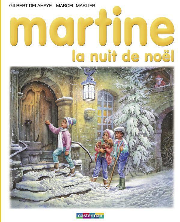 Martine et la nuit de Noël
