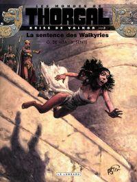 Les mondes de Thorgal, Kriss de Valnor. Volume 2, La sentence des Walkyries