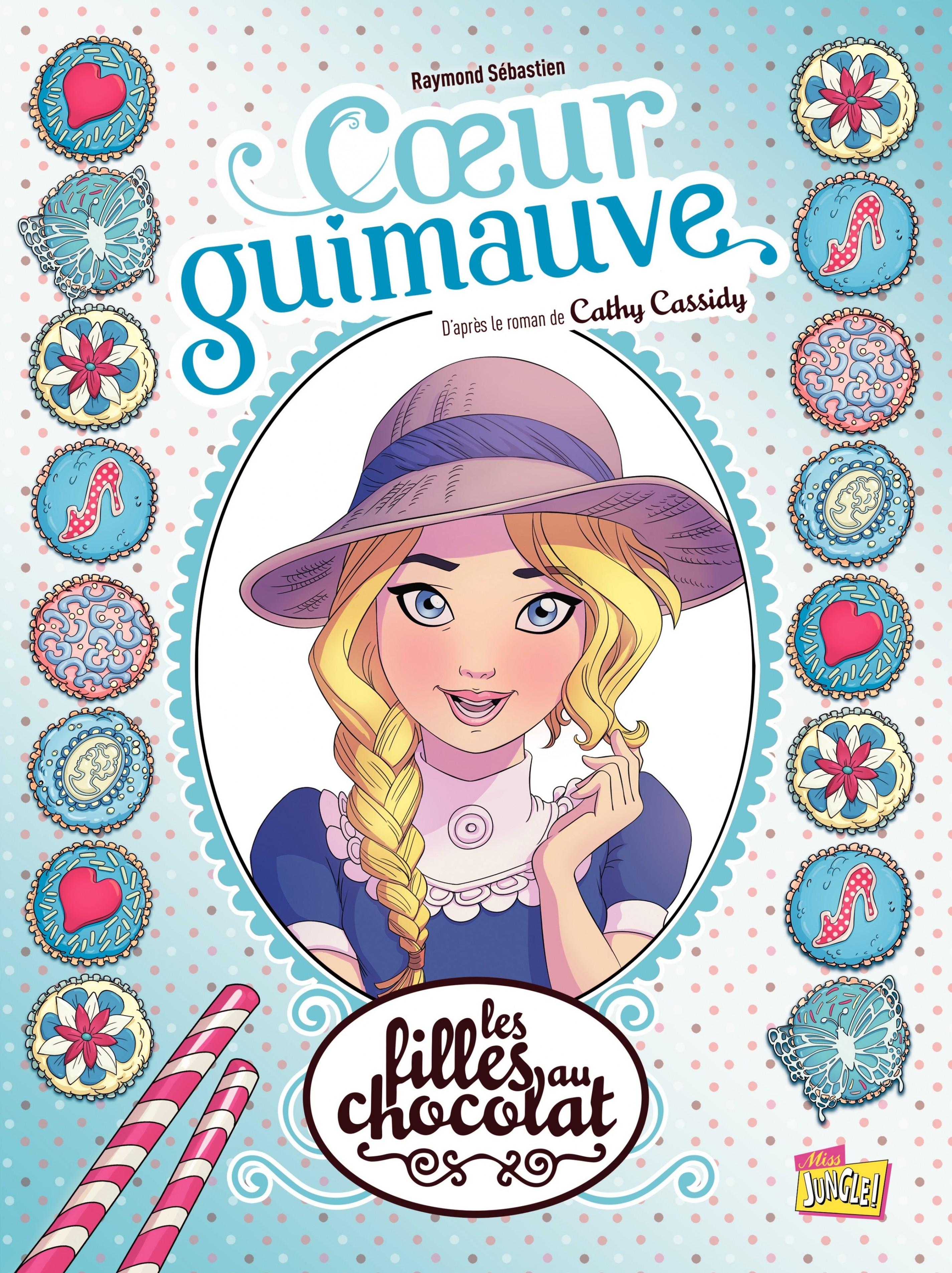 Les filles au chocolat - Tome 2 - Cœur Guimauve