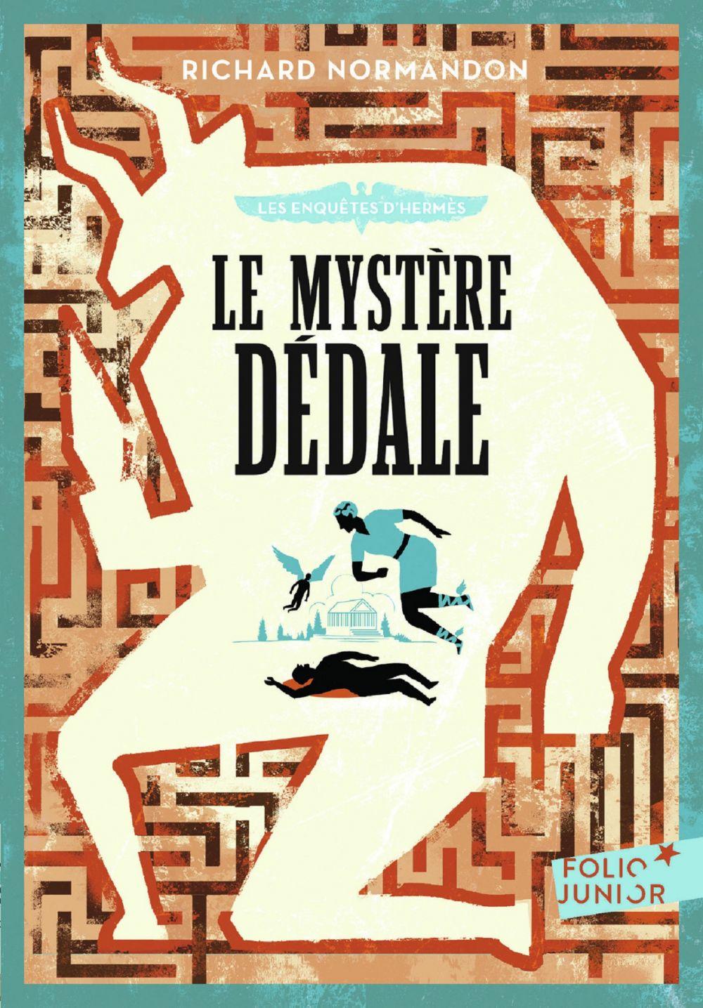 Les enquêtes d'Hermès (Tome 1) - Le mystère Dédale | Normandon, Richard. Auteur