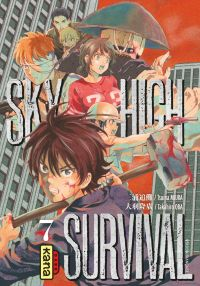 Sky-high survival - Tome 7