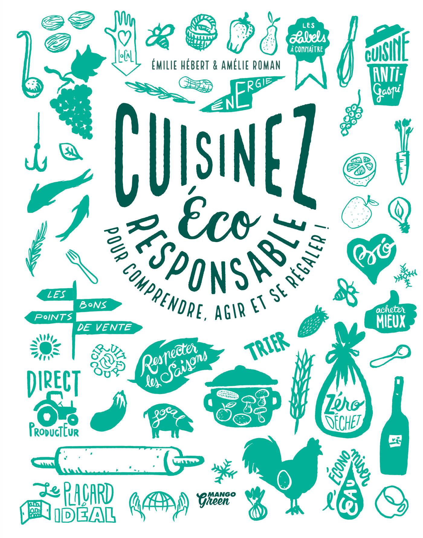 Cuisinez éco-responsable