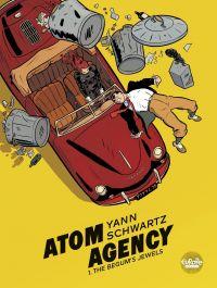 Atom Agency - Volume1 - The...