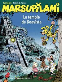 Marsupilami – tome 8 - Le temple de Boavista | Franquin, André